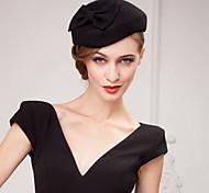 abordables -Laine / Cristal / Tissu Kentucky Derby Hat / Diadèmes / Chapeaux avec 1 Mariage / Fête / Soirée Casque