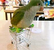 economico -Giocattoli per uccelli - per Per Uccelli - Plastica/Acciaio Inox - Portatile