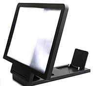 abordables -amplificateur d'écran téléphone portable écran 3d loupe vidéo pour téléphone portable smartphone écran agrandi support de téléphone accessoires de support