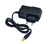 economico -jiawen ac110 ~ 240v a dc12v 1a trasformatore convertitore adattatore di alimentazione - nero (spina eu)