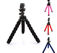 economico -Accessori Treppiede Alta qualità Per Videocamera sportiva Gopro 5 Xiaomi Camera Gopro 4 Gopro 3+ Sport DV Plastica