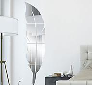 abordables -paysage stickers muraux chambre, pré-collé pvc décoration de la maison sticker mural 18 * 73 cm