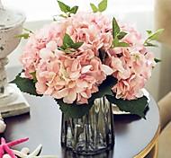 abordables -Soie Style européen Bouquet Fleur de Table Bouquet 1