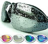abordables -Lunettes de natation Etanche Antibrouillard Taille ajustable Protection UV Miroir Plaqué Pour Adulte Plastique Acrylique Incarnadin Noir Bleu Incarnadin Noir Bleu