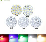 economico -5 pezzi 7 W Faretti LED 700-900 lm G4 MR11 15 Perline LED SMD 5630 Oscurabile Bianco caldo Bianco Rosso 12 V 24 V 9-30 V