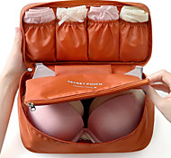 economico -1pc Organizzatore di viaggi Organizer per valigia Massima capacità Ompermeabile Portatile Anti-polvere Tessuto Regalo Per 26*13*12 cm / Duraturo