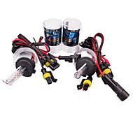 abordables -Automatique Xénon HID Lampe Frontale H7 Ampoules électriques 3800 lm 55 W 2 Pour