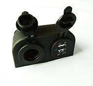 economico -Multiuscita / CIG 2 porte USB Solo caricabatterie 5 V / 3.1 A