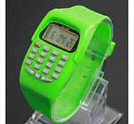 economico -Per bambini Orologio alla moda Orologio digitale Digitale Quarzo Digitale Donne LCD / Un anno / Giapponese