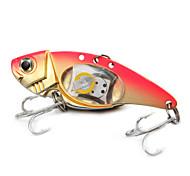 abordables -1pc Lampe de Pêche LED RGB Rouge Bleu Vert ABS Poids Léger Pêche 100-199 m