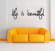 abordables -Personnages Stickers Muraux Salon, Amovible PVC Décoration d'intérieur Stickers muraux