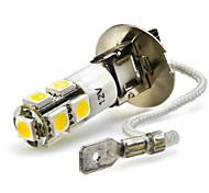 abordables -Automatique LED Feu Antibrouillard H3 Ampoules électriques 680 lm SMD 5050 7 W 7 Pour Volkswagen / Universel Passat / Tous les modèles / Passat B5 Toutes les Années 2pcs