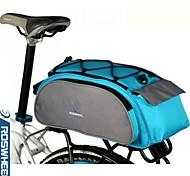 economico -Rosewheel 13 L Borsa posteriore da bici / Portapacchi da bici Multifunzione Asciugatura rapida Indossabile Borsa da bici Poliestere Nylon Marsupio da bici Borsa da bici Fitness Campeggio e hiking
