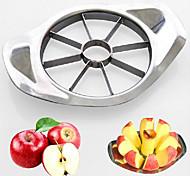 abordables -fruits en acier inoxydable diviseur fruits coupe facile trancheur gadgets de cuisine