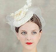 abordables -Femme Perle Alliage Antique Années 1920 Elégant Chappeaux Bibi