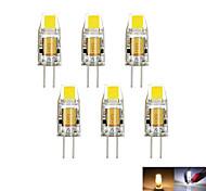 economico -2W G4 Luci LED Bi-pin MR11 1 leds COB Decorativo Oscurabile Bianco caldo Luce fredda 100-150lm 3000-6000K DC 12 AC 12V