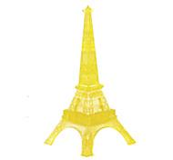 abordables -Tour Bâtiment Célèbre Tour Eiffel Blocs de Construction Puzzle Puzzles en bois Puzzles en Cristal Maquettes de Bois A Faire Soi-Même Cristal Le fer ABS Enfant Adulte Jouet Cadeau