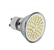 abordables -1 pc 3.5 W Spot LED 300-350 lm GU10 GU5.3(MR16) E26 / E27 MR16 60 Perles LED SMD 2835 Décorative Blanc Chaud Blanc Froid 220-240 V 12 V 110-130 V