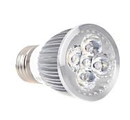 abordables -1pc 3 W Ampoule en croissance 450 lm E26 / E27 5 Perles LED LED Haute Puissance Décorative Rouge Bleu 85-265 V / 1 pièce / RoHs