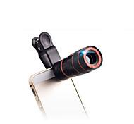 economico -8 X 18 mm Monocolo Compatta Multi-rivestimento totale BaK4 Plastica / Sì / Per birdwatching