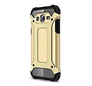 economico -telefono Custodia Per Samsung Galaxy Per retro J7 (2016) J7 J5 J1 Mini J1 (2016) Grand Prime C5 Resistente agli urti Armatura Morbido Silicone