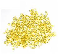 abordables -Accessoires pour Extensions Kératine Perruque colle adhésive Kératine / Fusion Glue / Pellets de colle 1 pcs Quotidien Classique Jaune