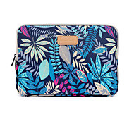 "economico -11.6 ""12"" 13.3 ""14"" 15.6 ""forest leaves design custodia antiurto per laptop bag per macbook / surface / hp / dell / asus / samsung / sony ecc"