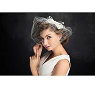 economico -Perla / A rete fascinators / Cappelli con Fantasia floreale 1pc Occasioni speciali / Corsa di cavalli Copricapo