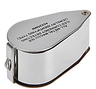 abordables -Loupes / Microscope Bijoux / Réparation montre Haute Définition / Portable / LED / Pliage 40 30mm Normal Caoutchouc / Métal