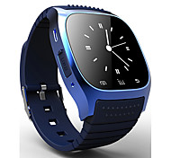 economico -m26 kid smart watch bt 4.0 supporto tracker fitness notifica e cardiofrequenzimetro compatibili samsung / sony telefoni android e apple