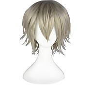 abordables -Perruques de Cosplay Final Fantasy Hope Estheim Manga Perruques de Cosplay 35 CM Fibre résistante à la chaleur Homme Femme