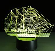 abordables -Veilleuse 3D Décorative USB 1 pièce