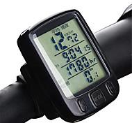 economico -A234 Computerino da bici controluce Tachimetro Antiscivolo Mountain bike Ciclismo / Bicicletta Bicicletta pieghevole Ciclismo