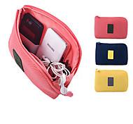 economico -1pc Organizzatore di viaggi Organizer per valigia Portadocumenti Massima capacità Ompermeabile Portatile Anti-polvere Tessuto Oxford Poliestere Regalo Per / / Duraturo / Da viaggio