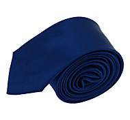 economico -Per uomo Da ufficio / Casuale / Vintage ▾ Cravatta Tinta unita