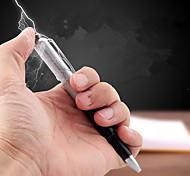 abordables -Gadget de blague pratique Stylos à Décharge Electronique Tours de magie Garçon Fille Cadeau 1 pcs Noir blanc / Métallique