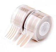 abordables -Autocollants pour les paupières Naturel / Invisible / Sans trace Maquillage 2 pcs Œil Quotidien Maquillage Quotidien Autre Cosmétique Accessoires de Toilettage