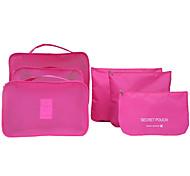 abordables -Textile / Plastique Sacs de Conservation Ovale Multifonction / Nouveautés Accueil Organisation Espace de rangement 6