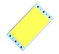 abordables -zdm bricolage 18-25w 2000lm blanc froid / blanc chaud led carré intégré carte source lumineuse (dc12-14v 1.6a)
