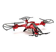 abordables -RC Drone SJ  R / C X300-2 4 Canaux 6 Axes 2.4G Quadri rotor RC Retour Automatique / Mode Sans Tête / Vol Rotatif De 360 Degrés Quadri rotor RC / Télécommande / Câble USB / CE