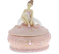 abordables -Boîte à musique Boîte à bijoux musicale Boîte à musique ballerine Danseur de boîte à musique Danseuse de ballet Unique Femme Garçon Fille Enfant Adultes Cadeaux de fin d'études Jouet Cadeau
