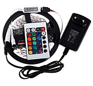 economico -5m set luci strisce luminose a led rgb luci tiktok 300 led 2835 smd telecomando rc dimmerabile tagliabile 100-240 v collegabile adatto per veicoli autoadesivi cambia colore ip44