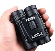 abordables -PANDA 22 X 25 mm Jumelles Lentilles Haute Définition Générique Coffret de Transport Prisme en toit 7 m Multi-traitées BAK4 Vision nocturne Caoutchouc / Chasse