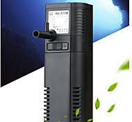 abordables -Aquarium Aquarium Pompe à eau Aspirateur D'air Métal 1 pièce 220 V / # / #
