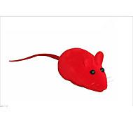 abordables -Jouets sonores Souris pour Jouer Souris et animal jouet Jouets Interactifs pour Chat Jouets amusants pour chats Chat Jouet qui Couine Souris Caoutchouc Cadeau Jouet pour animaux de compagnie Jeu