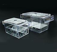 abordables -Aquariums et réservoirs Bassins d'élevage Plastique
