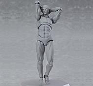 abordables -Modèles d'Exposition Mannequin Art Posable Kit de Maquette Matériel d'Arts Plastiques Amusement Artistique Classique Haute qualité Garçon