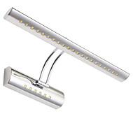"""abordables -5W 40cm (15.8 """") LED Applique Murale Salle De Bains Miroir Washroon Applique Murale Luminaires En Acier Inoxydable Fer Vanité Lumière 80-90cri"""