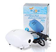 abordables -Aquarium Aquarium Pompe à air Aspirateur D'air Sans Bruit Plastique 1 pièce 220 V / #