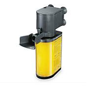 abordables -Aquarium Aquarium Filtre Aspirateur D'air Sans Bruit Plastique 1 pièce 220 V